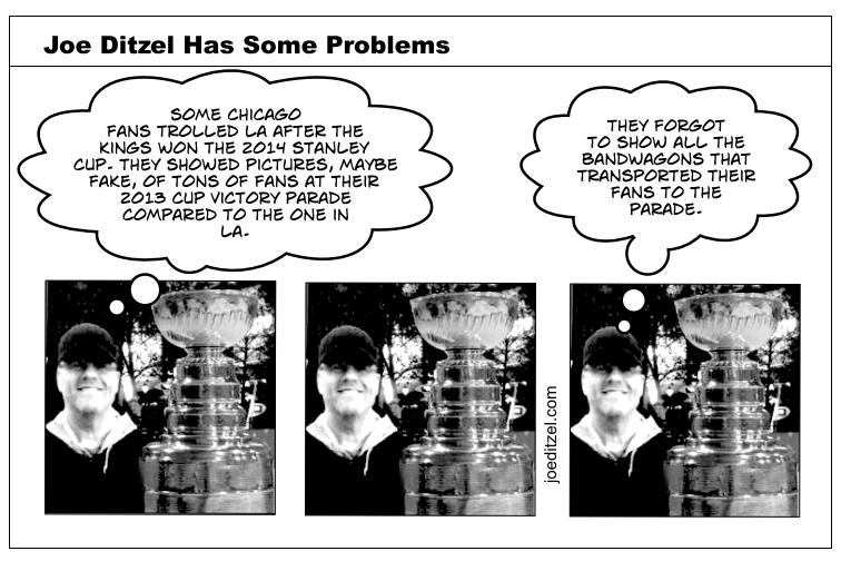chicago bandwagon hockey fans