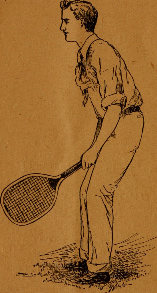 Image from page 19 of The game of lawn tennis_14592126118_l