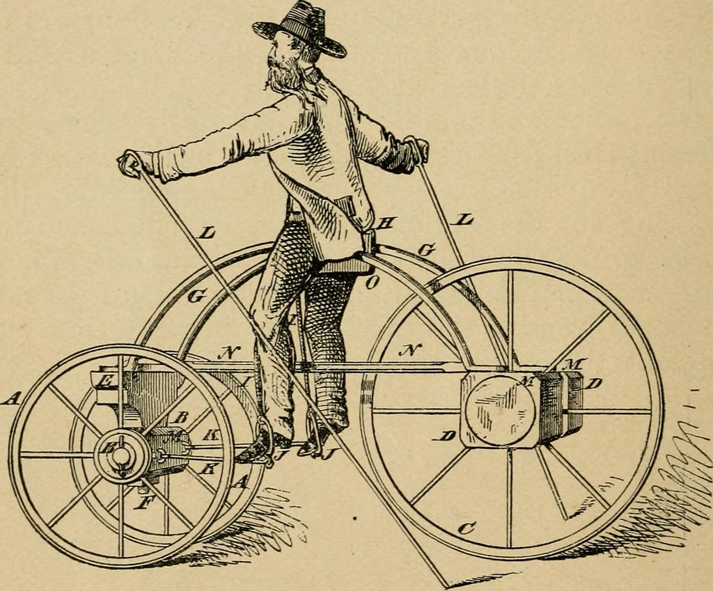 Image from page 40 of Cycling art, energy and locomotion_14578073187_l