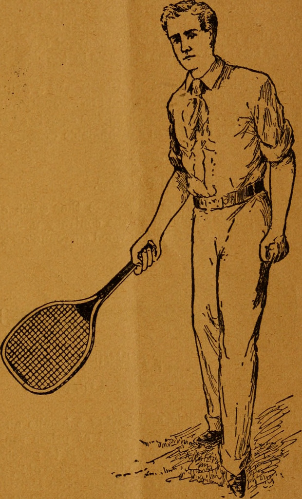 Image from page 8 of The game of lawn tennis_14798604783_l