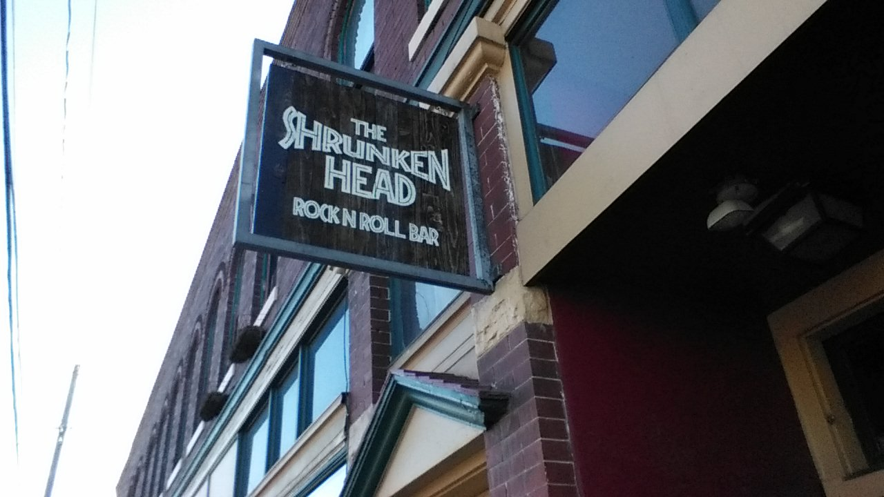 Shrunken Head Lounge - Columbus OH