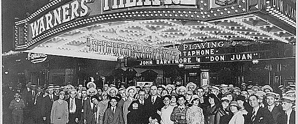 Movie Theater - 1926
