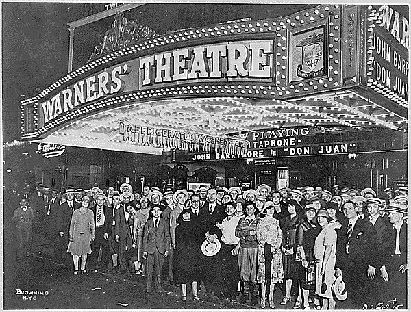 Movie Theater - 1926