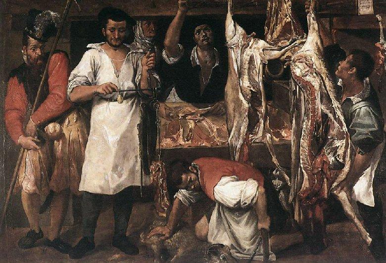 Carracci-Butcher's_shop----wikimedia