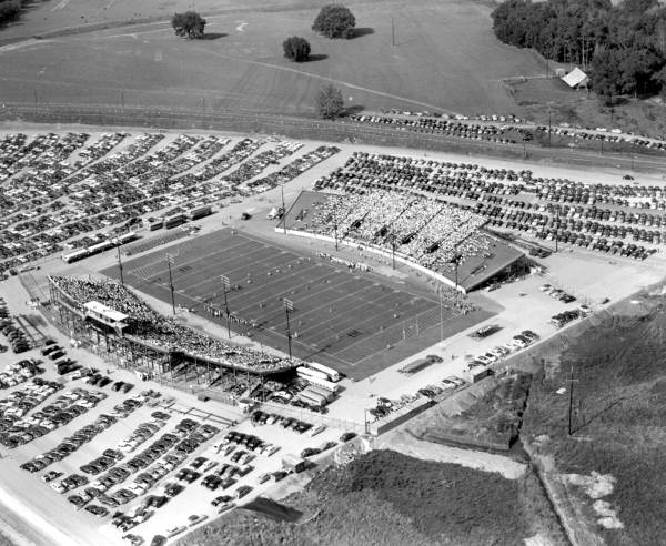 Dedication game at Doak Campbell Stadium Tallahassee, Florida_7374683070_l