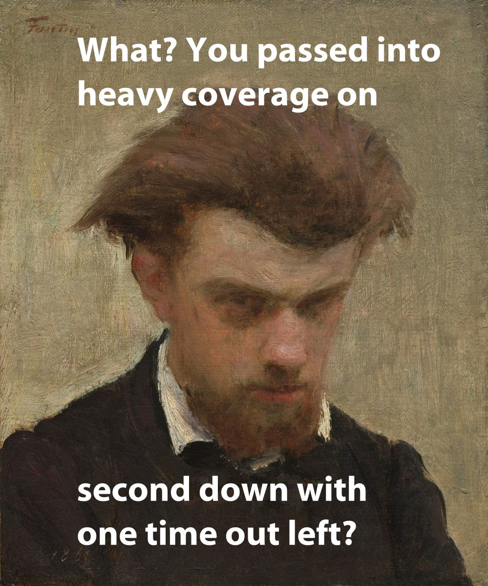 Heavy Coverage