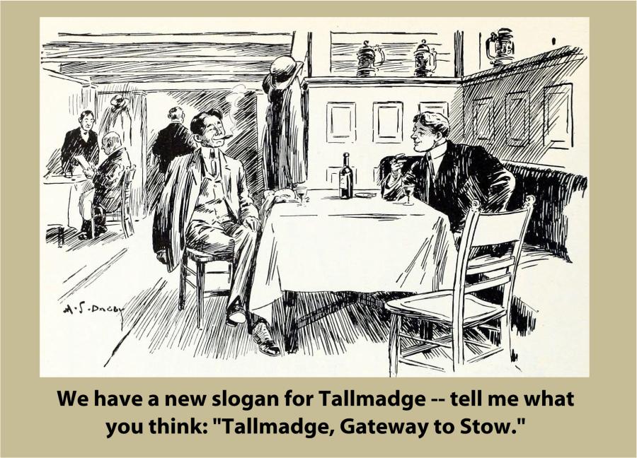 tallmadge gateway to stow-900w