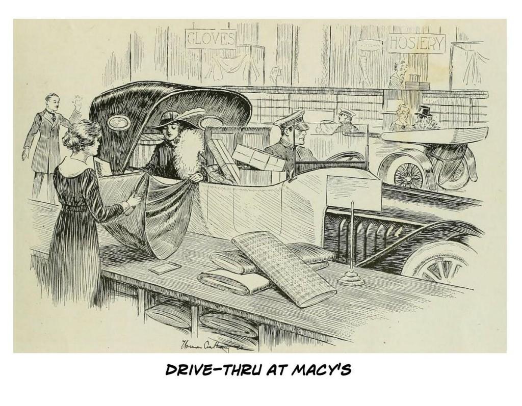 drive thru at macy's2
