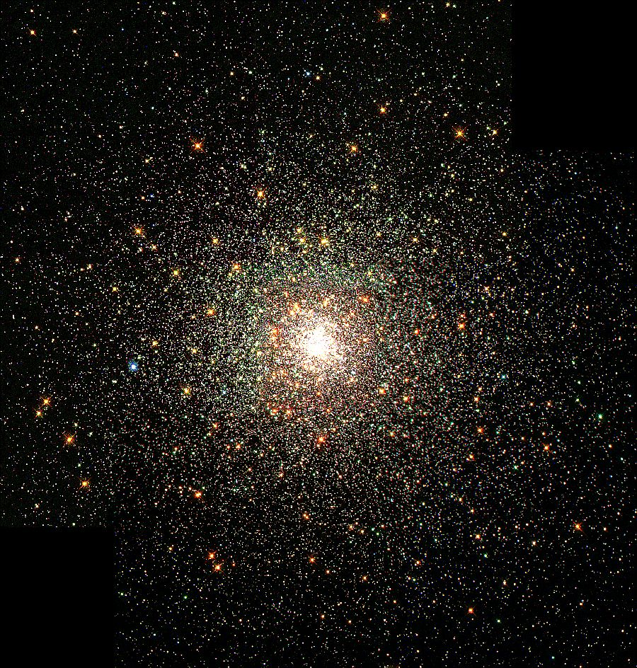A Swarm of Ancient Stars