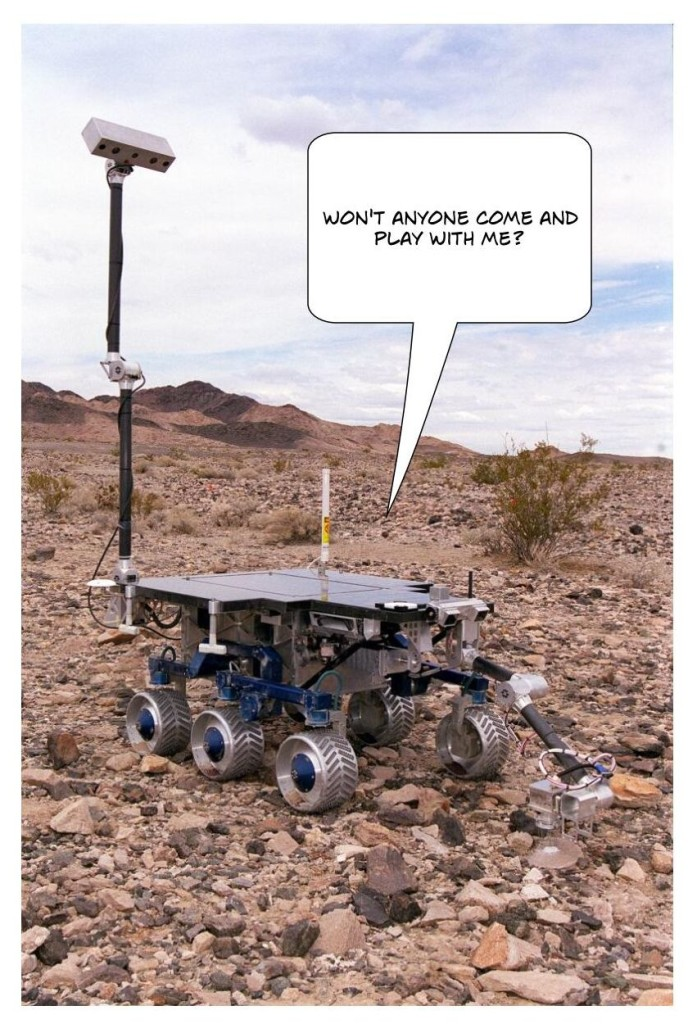 the lonliest rover1