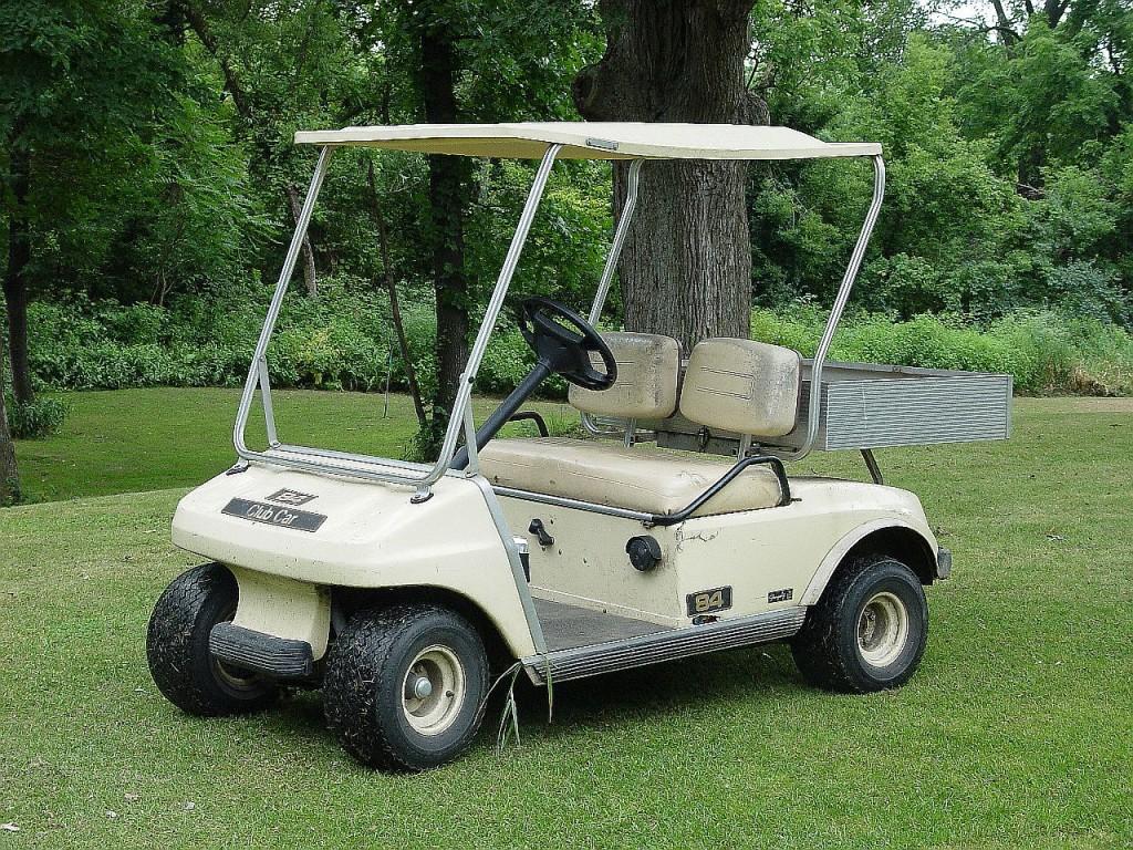 1280w - Golf gen course shot swing - Golfcart-wikimedia-pd