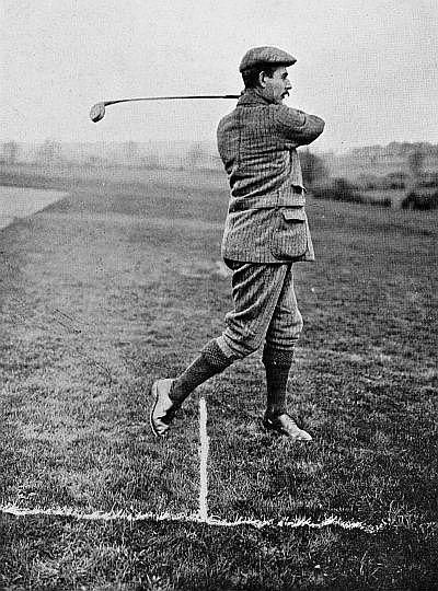 Harry Vardon - The Complete Golfer - golf - sports - pd - plate19