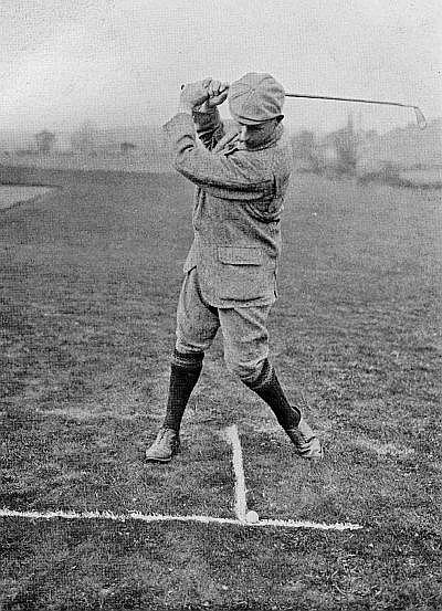 Harry Vardon - The Complete Golfer - golf - sports - pd - plate23