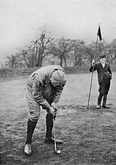 Harry Vardon - The Complete Golfer - golf - sports - pd - plate58
