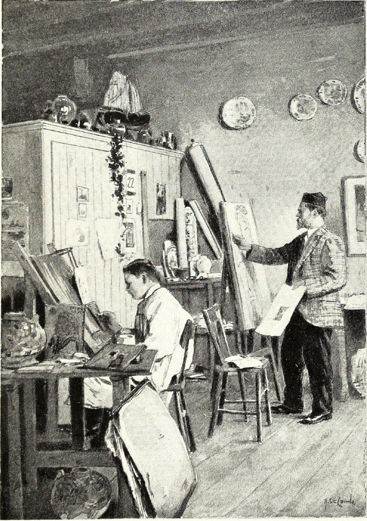 pd - art - artist - new england - 1887 - Image from page 149 of The New England magazine (1887) 14785117955