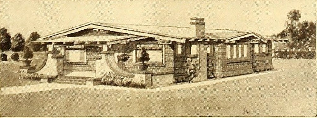 pd - homes - houses - Image from page 466 of American homes and gardens (1905) 14598354640