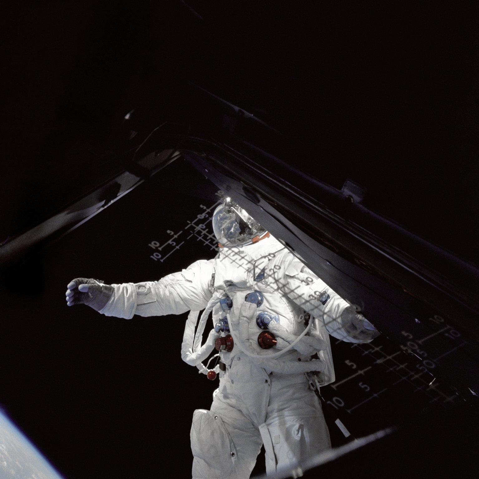 Courtesy NASA on the Commons