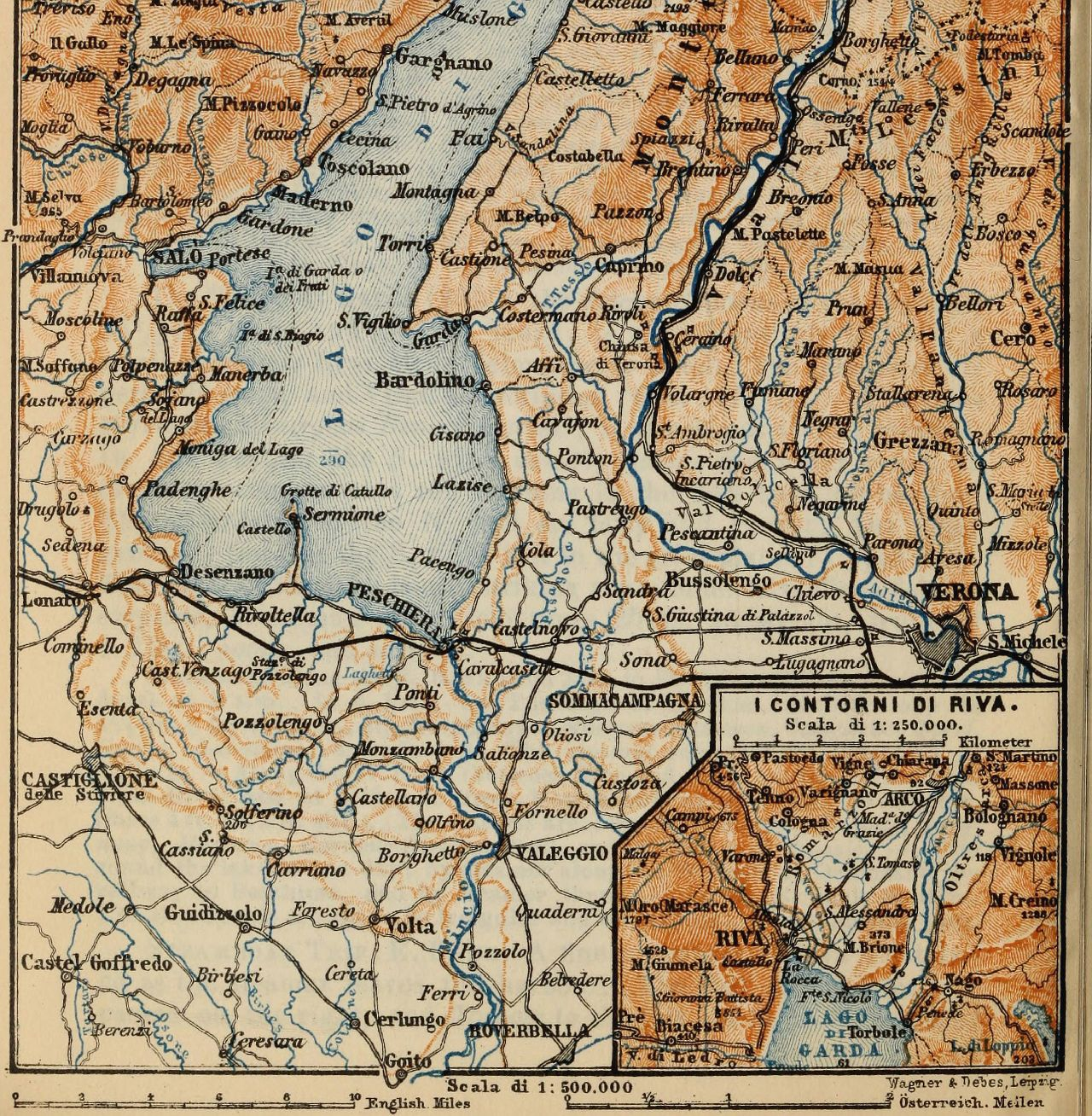 the eastern alps-map-book-internet archive-Image from page 406 of The eastern Alps including the Bavarian highlands, Tyrol, Salzkammergut, Sty 14596442900