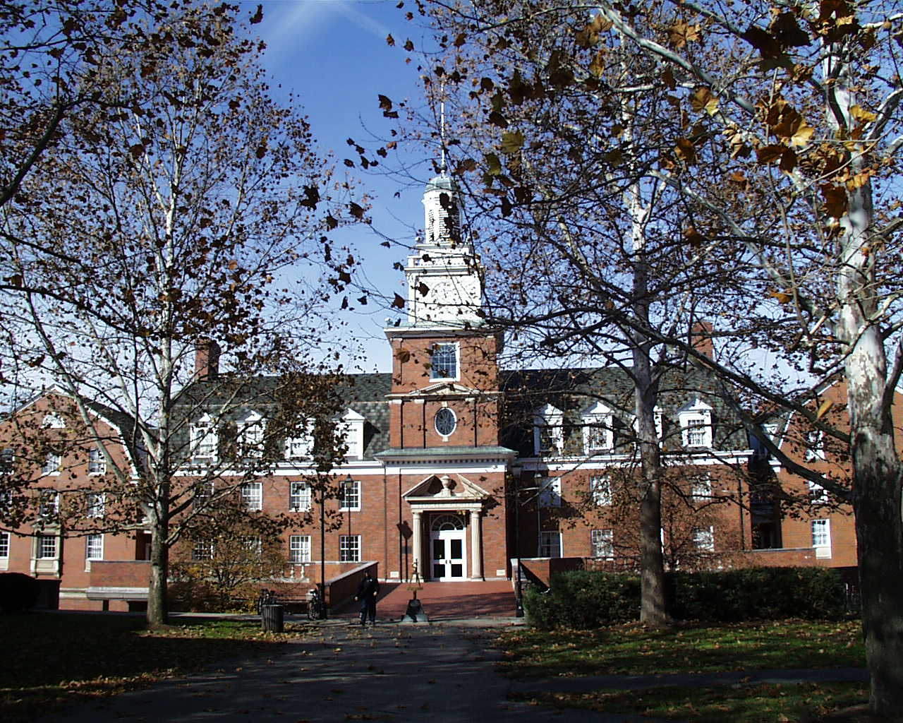 Stocker Center at Ohio University - Courtesy Ottawa80 via Wikimedia Commons