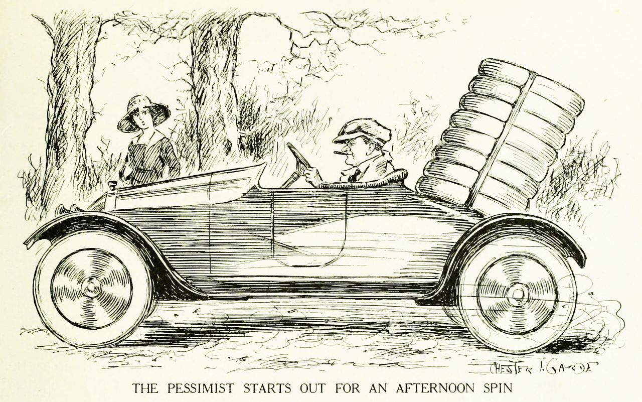 caricature- image_102-crop1----guy in convertible with extra tires-1280w